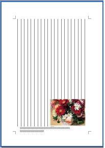 すべての講義 a4 便箋 縦書き : 縦書き便箋花の写真入り ...